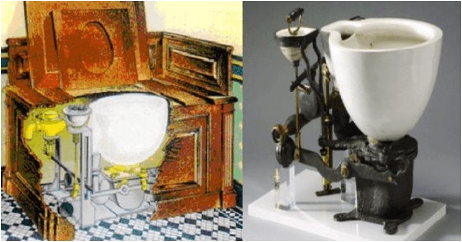 Cuándo se creó el baño