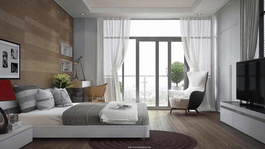 Diseño de habitaciones - Cuartos modernos