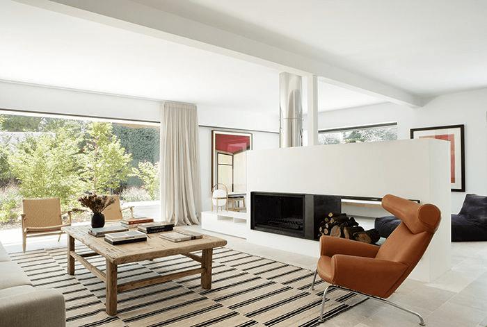 estilo contemporaneo decoracion de interiores