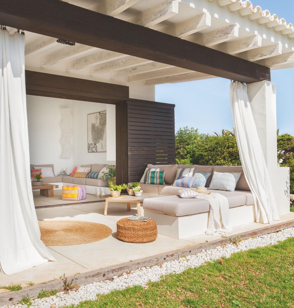 decoracion espacios exterior