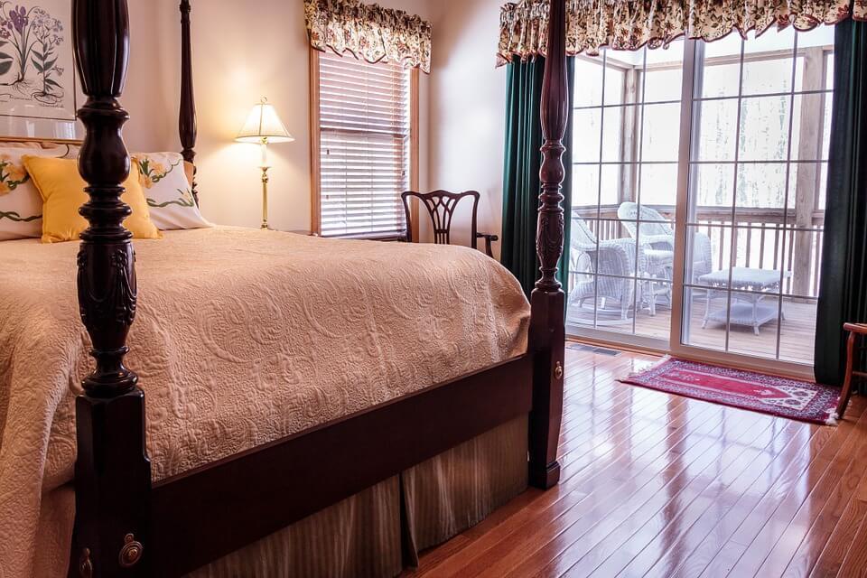cortinaje para el cuarto