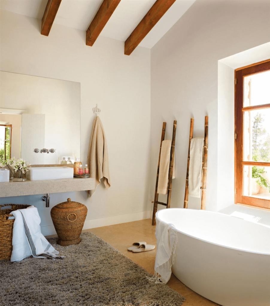 tapete para baño