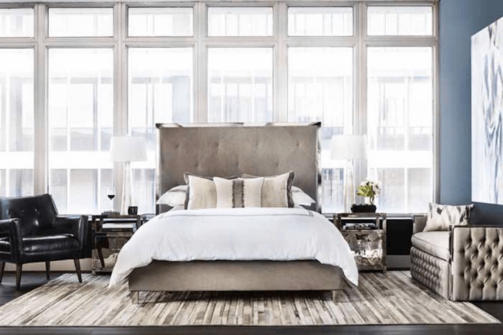 habitaciones con alfombras