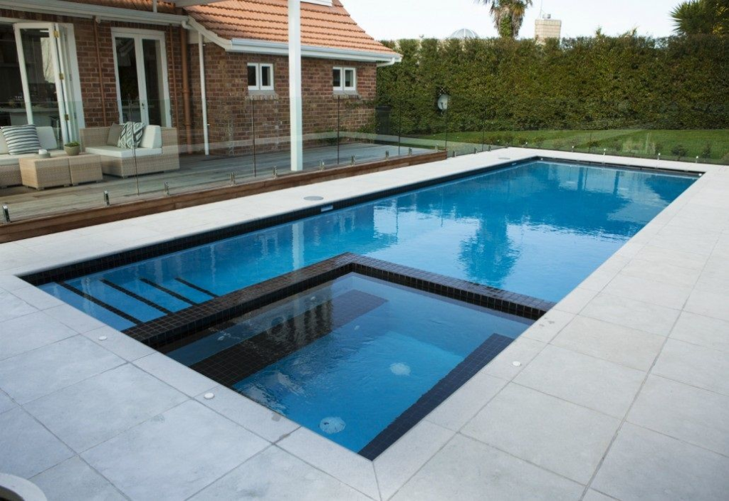 piscina con buen diseño