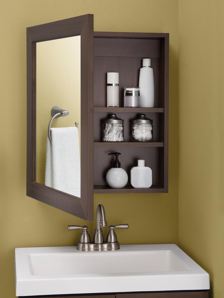 baños con espejos