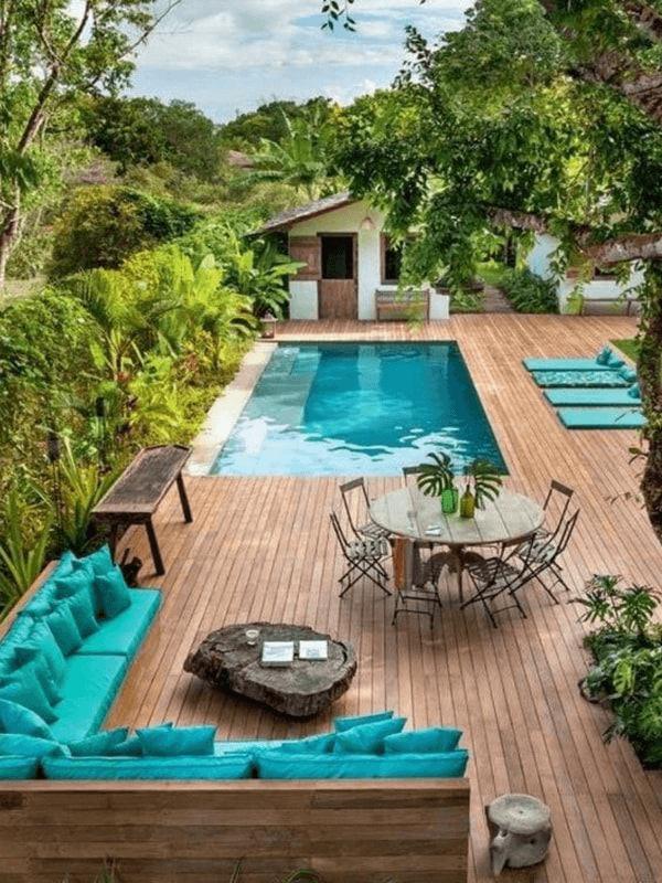 ideas sobre piscinas