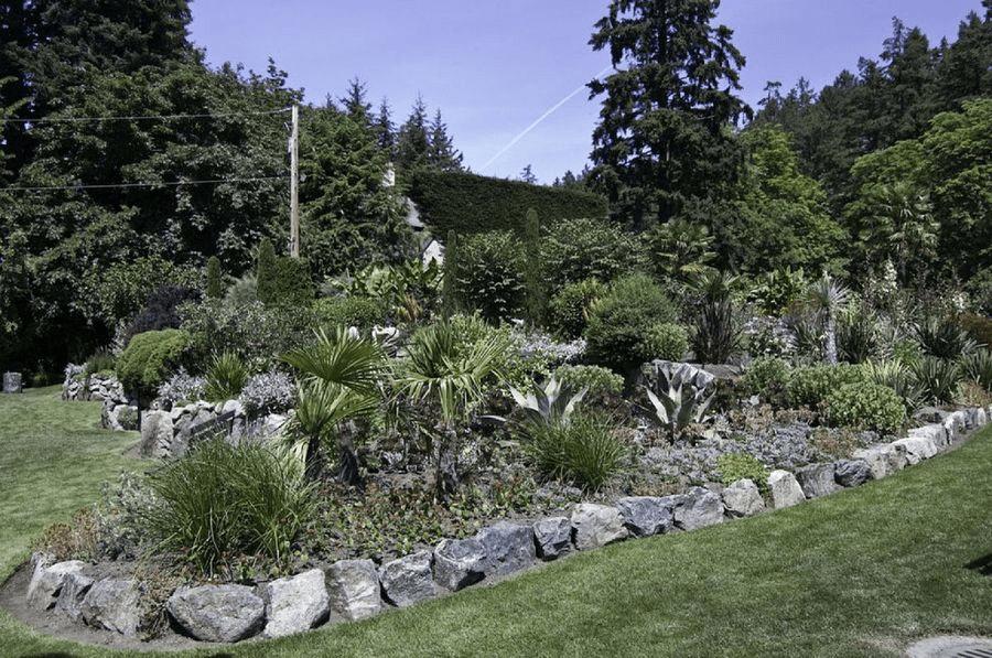 jardin secano