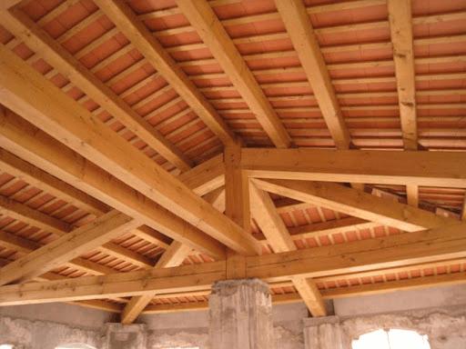 decoracion vigas de madera