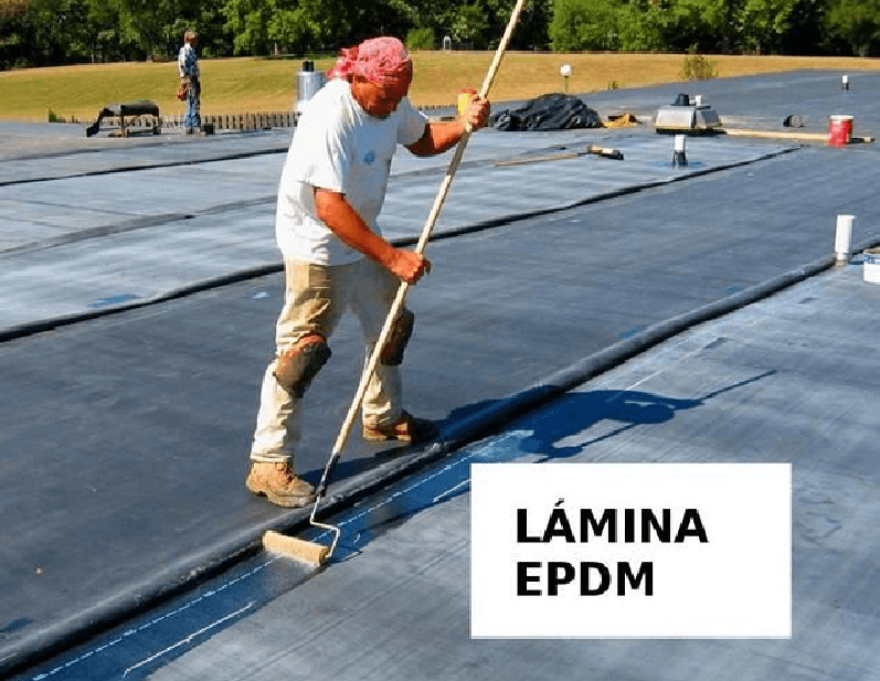 Impermeabilizar con EPDM