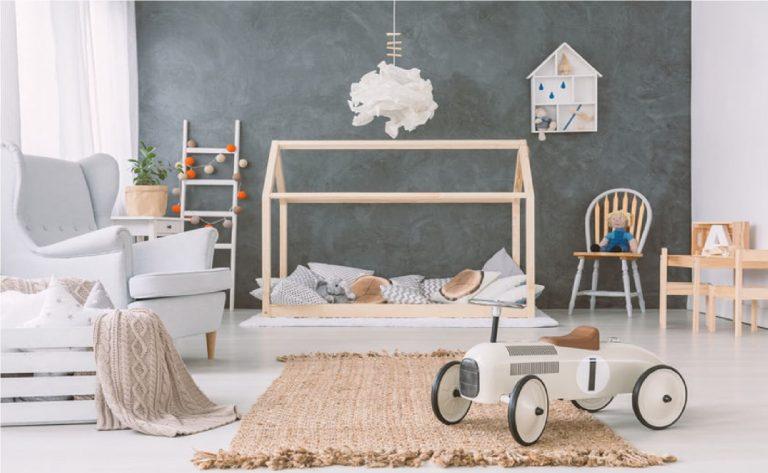 decorar con cama montessori
