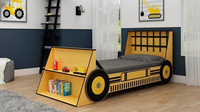 decoracion camas para niños