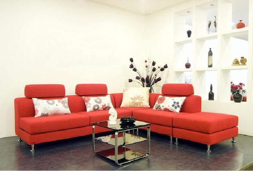 colores en salas modernas