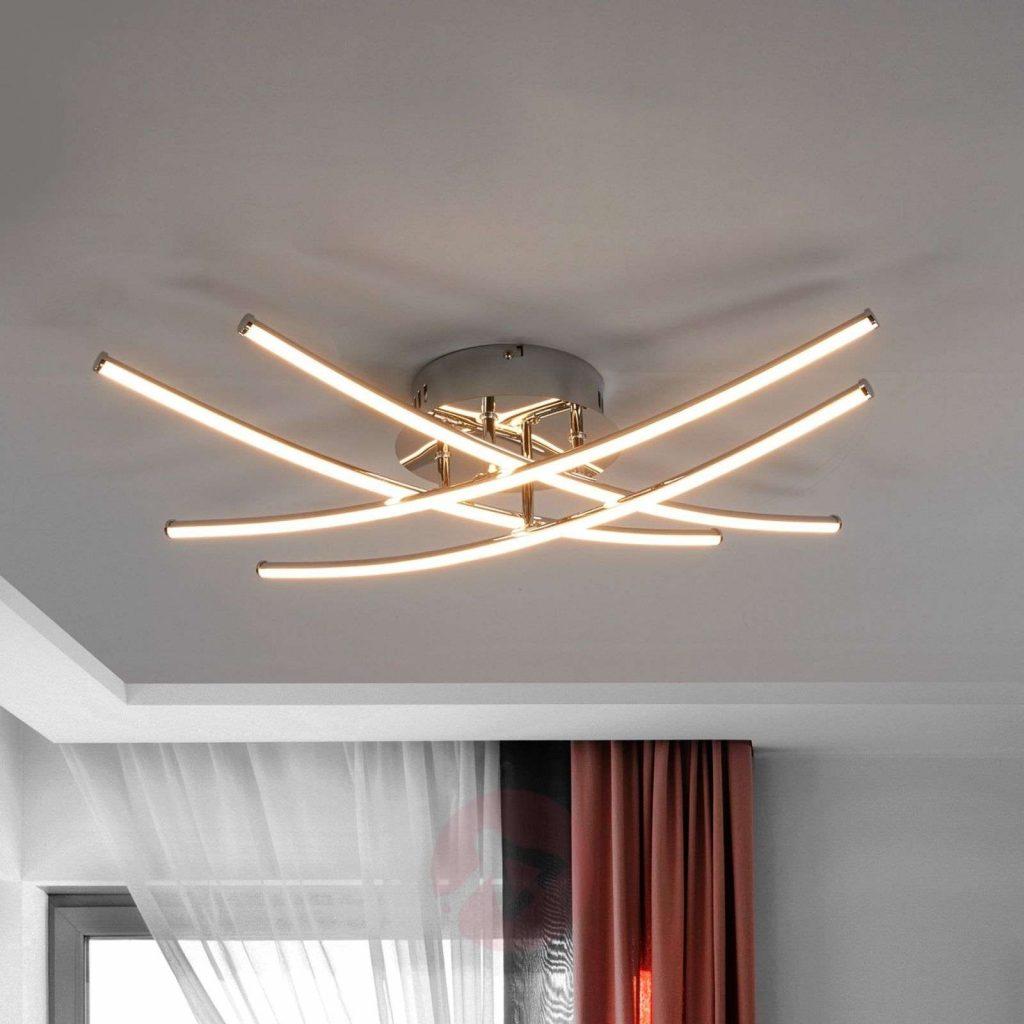 decorar con lamparas de techo LED