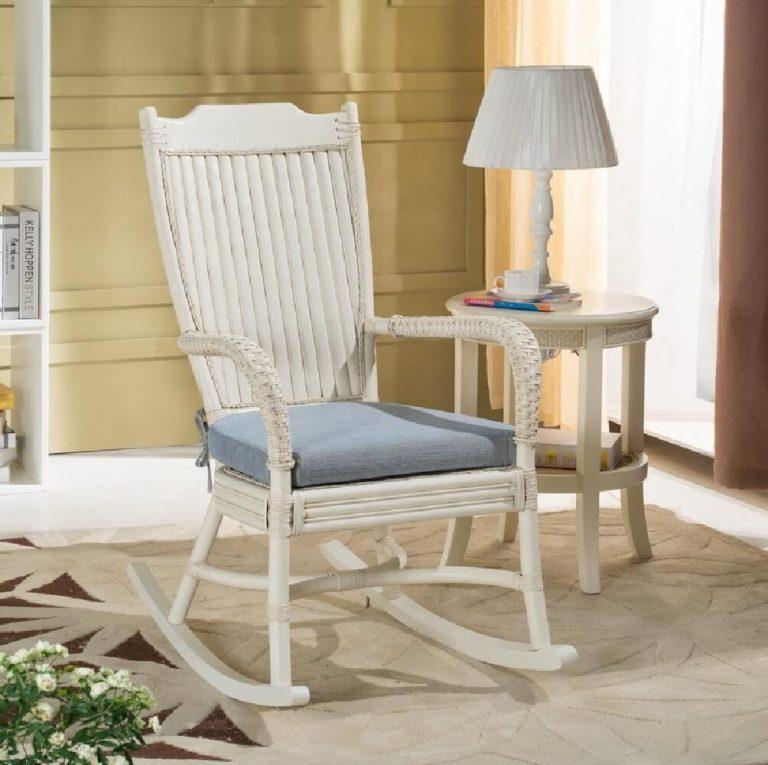 silla mecedora para el hogar