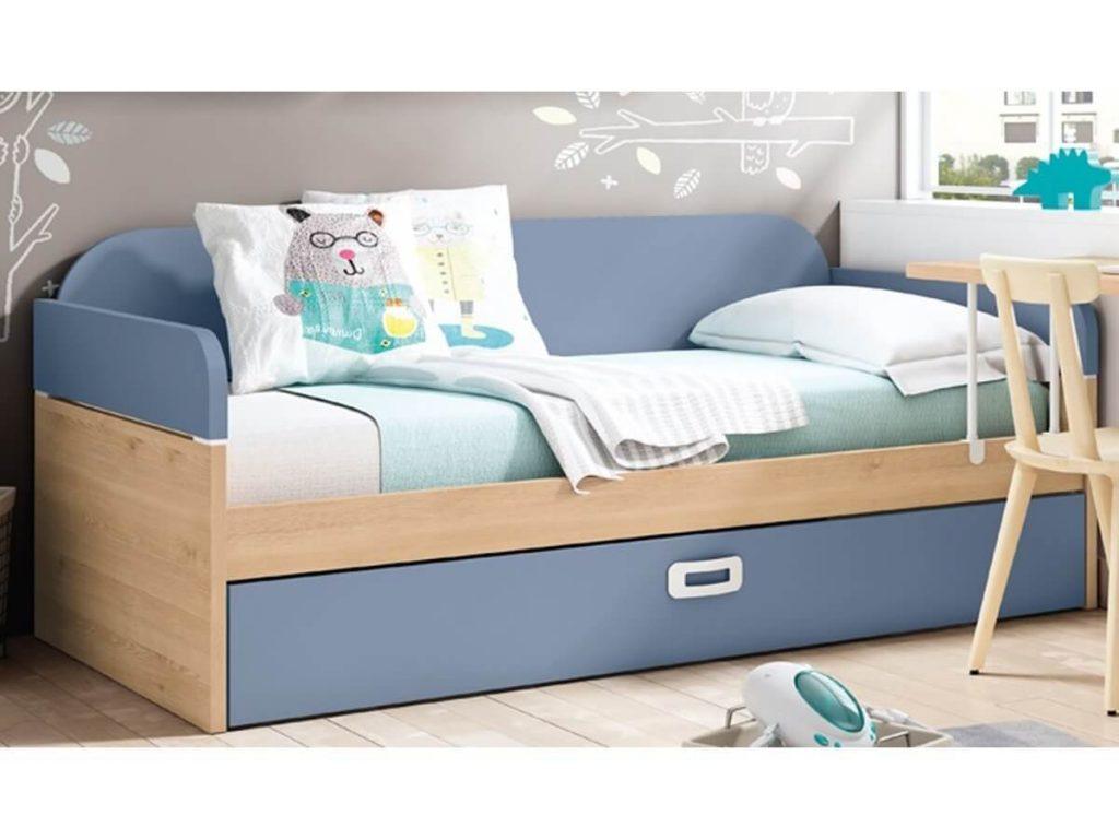 camas nido para niños