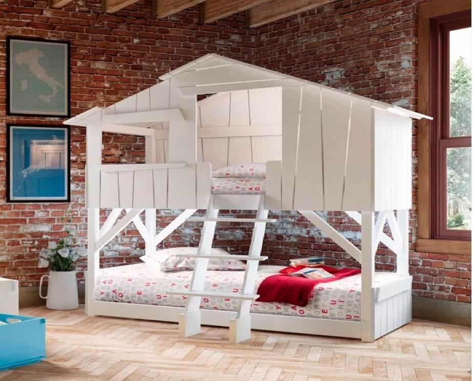 cama refugio