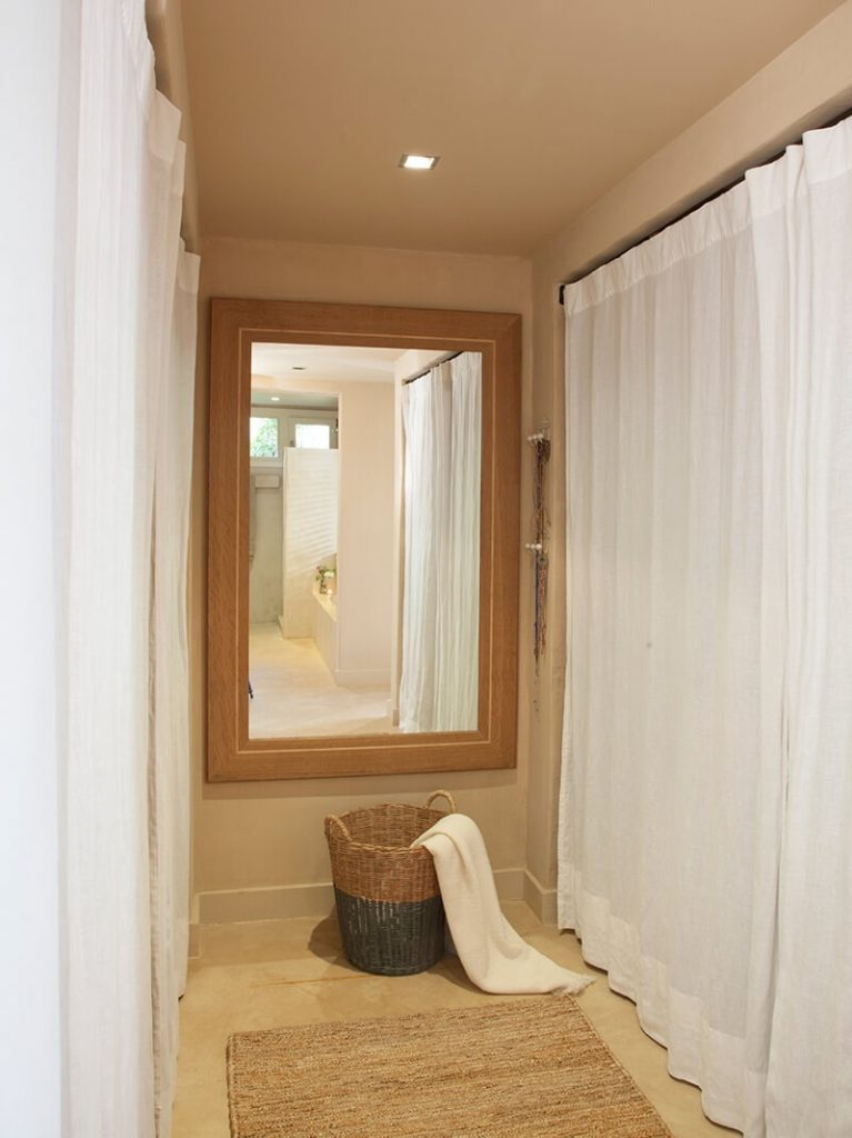 espejos decorativos para pasillos